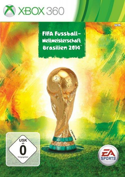 FIFA Fussball-Weltmeisterschaft Brasilien 2014 (Xbox 360) für 39€@ Comtech