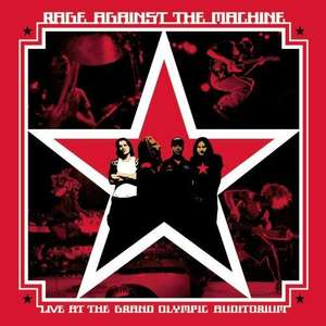 Rage Against The Machine - Live At The Olympic Auditorium für 2.49€ @ play.com