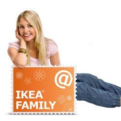 IKEA 5€ Geschenkkarte für Family Newsletter Registrierung @IKEA in Hamburg