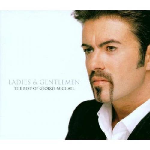 Doppel-CD - George Michael (Ladies And Gentlemen -The Best Of -) [@TheHut.com]