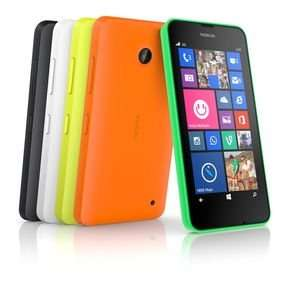 Nokia Lumia 630 für  113,99 Euro inkl. Versandkosten