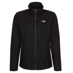 The North Face Zermatt Lite Full Zip Fleece Freizeitjacke für 55,96€