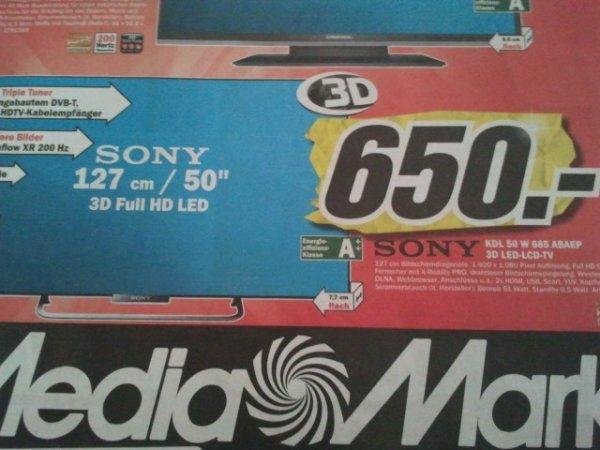Sony KDL 50W 685 ABAEP
