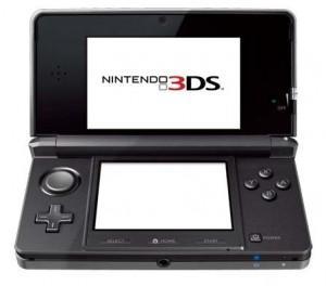 Nintendo 3DS schwarz für 179€ in der Dealmaschine am 15.07