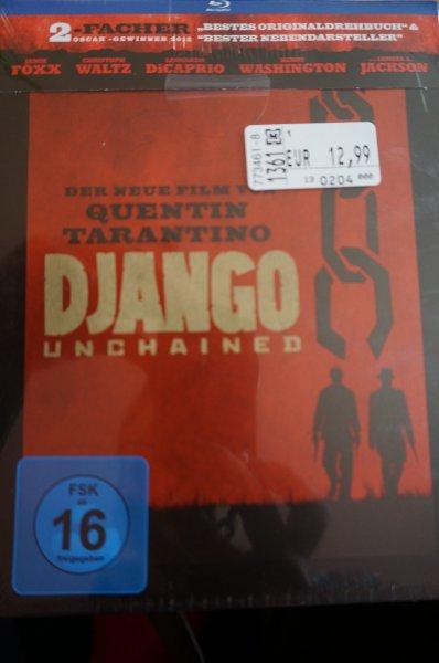 [Blu-ray][Müller][Lokal?]Django Unchained Steelbook für 12,99€