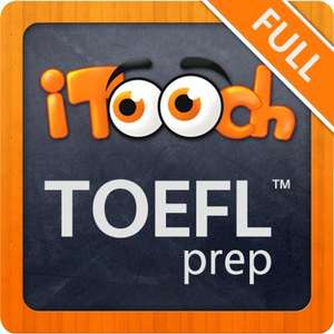 [Amazon App Shop (Android)] iTooch TOEFLTM Prep FULL gratis