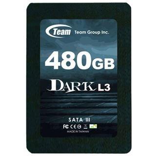 TeamGroup Dark L3 480 GB SSD SATA 6 GB/s für 179,10 EUR im MindStar