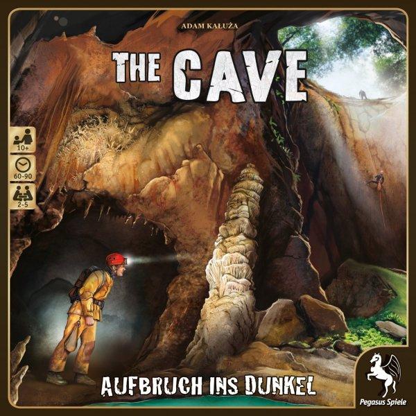 The Cave - Aufbruch ins Dunkel (Brettspiel - Pegasus Verlag)