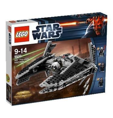 LEGO® Star Wars - Sith Fury-class Interceptor 9500 für 49,49€ versandkostenfrei @galeria kaufhof