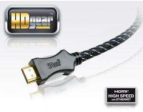 Doppelpack 2 x HDGear - High Speed HDMI Kabel, 2 m