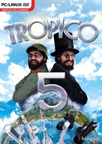 [Steam] Tropico 5 @ nuuvem.com für 19,37 € vorbestellen