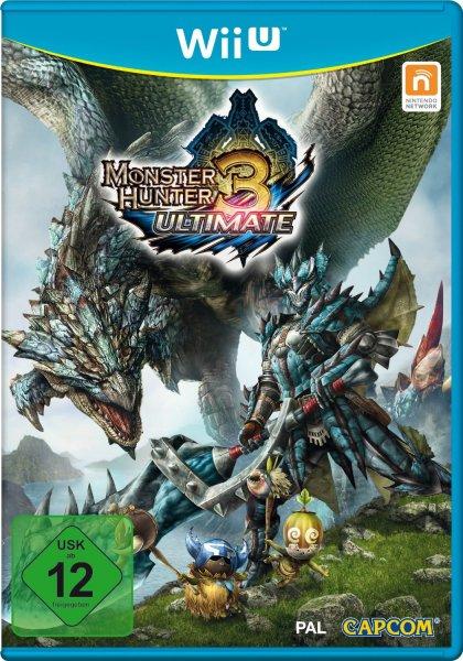 WII U Monster Hunter 3 Ultimate Premium Edition 20€