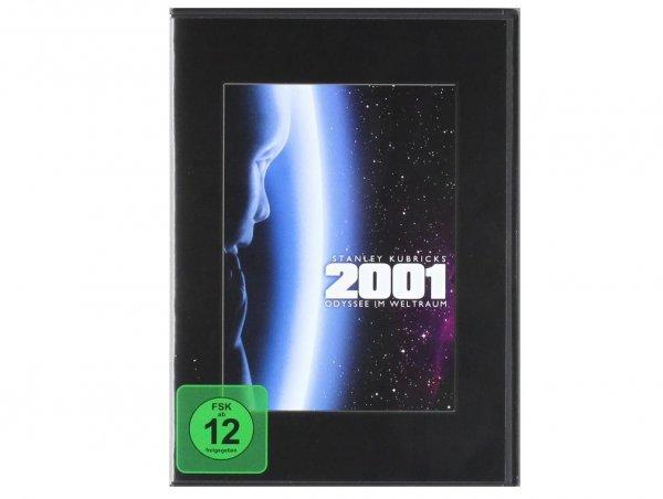 (Media Markt Online)  2001: Odyssee im Weltraum Mystery DVD