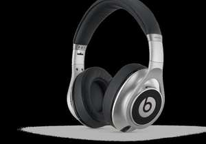Beats by Dr. Dre Executive Over-Ear Kopfhörer silber