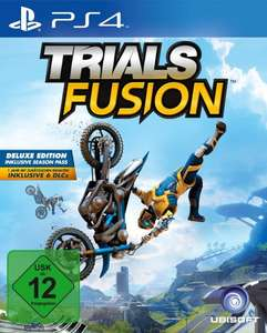 Trials Fusion Deluxe Edition (Xbox One + PS4) für 30€ @ Amazon.de