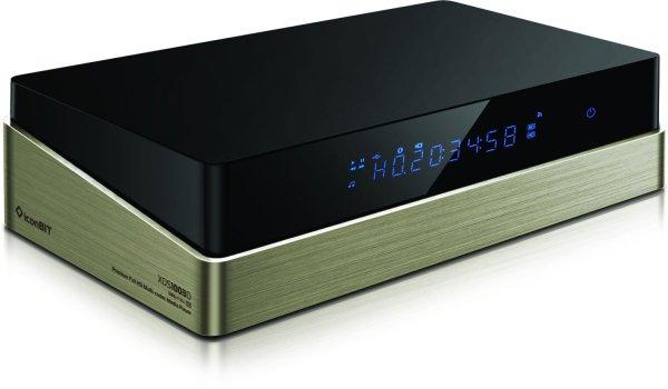 ICONBIT Full HD / 3D Multimedia-Player für 99,95€ zzgl. 6,95€ Versand @1dayFly