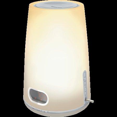 """Lichtwecker """"Wake-Up-Light HF3465/01"""" für 42,90 € @ zackzack - Das Liveshoppingportal"""