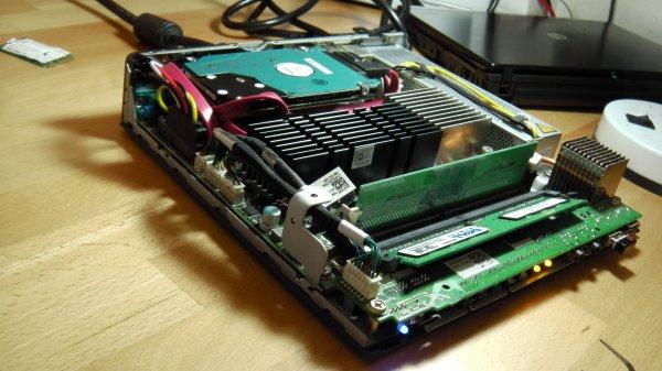 Dell Optiplex FX160 - Thin Client (Modding möglich)