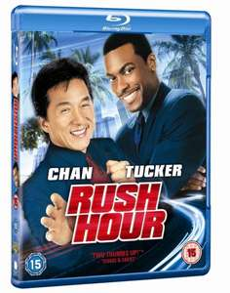 Blu-ray - Rush Hour für €4,28 [@Wowhd.se]