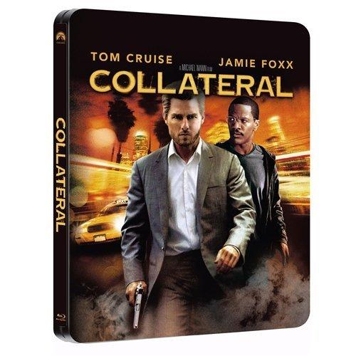 Blu-ray - Collateral (Steelbook) für €6,48 [@Wowhd.se]