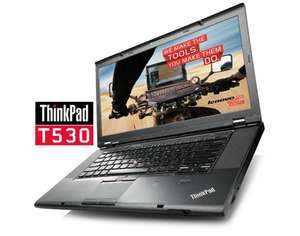 "Lenovo ThinkPad T530 für 835€- 15,6"" Full-HD Notebook mit Core i5-3230M @ Cyberport"