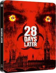 (UK) 28 Days Later - Limited Edition Steelbook Blu-ray für 8.48€ @ Zavvi