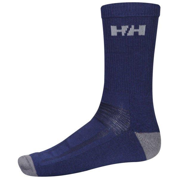 """Helly Hansen™ - 2er-Pack Herren-Socken """"Hiker Lite"""" (Blue/Grey) für €3,64 [@Zavvi.com]"""