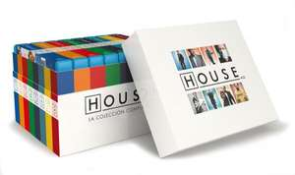 Dr. House – Die komplette Serie [Blu-ray] für 104,81 € inkl. Vsk.
