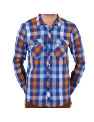 iriedaily Valle LS Shirt blau für 32,90€ (sale)