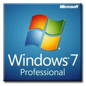 Windows 7 Professional 64Bit Deutsch Sp1 OEM Vollversion