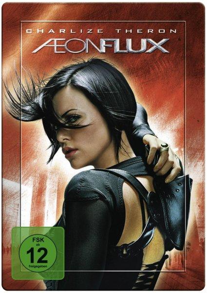 [mediamarkt.de Rausräumarlam] Aeon Flux Steelbook (DVD)  für 1 € inkl. Vsk