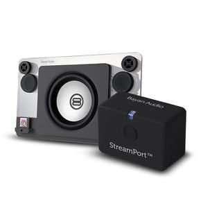 Bayan Audio 7 inkl. StreamPort (Bluetooth 4.0 mit aptX) Adapter für 149€  Versandkostenfrei @ Vergleich 258,84