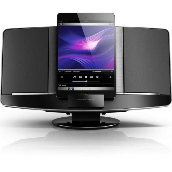 Mediamarkt (online): PHILIPS DCM 2068/12 Kompaktanlage mit USB + iPod/iPhone/iPad-Dock versandkostenfrei für nur 69 Euro
