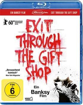 (AmazonPrime) Banksy - Exit Through the Gift Shop (Blu-ray € 8,97) bzw. (DVD € 5,99) Deutsche Fassung (IMDb 8,1)