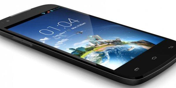 """Kazam Thunder Q4,5, 4,5"""", QC 1,3 GHz,1 GB RAM, 4GB ROM für nur 35,42 €"""