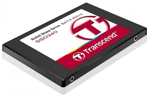 Transcend 64GB SSD340 für 34,99€ und 128GB für 53,99€