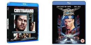 Blu-ray - Street Fighter oder Contraband für je €1,59 [@Play.com]