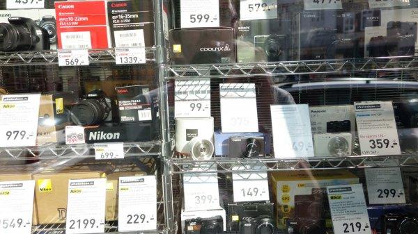Sony qx10 für 99€ - QX 100 - 269€ - offline Photo Dose