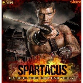 Brettspiel - Spartacus: Ein Spiel über Blut und Verrat - ab 19,99 EUR