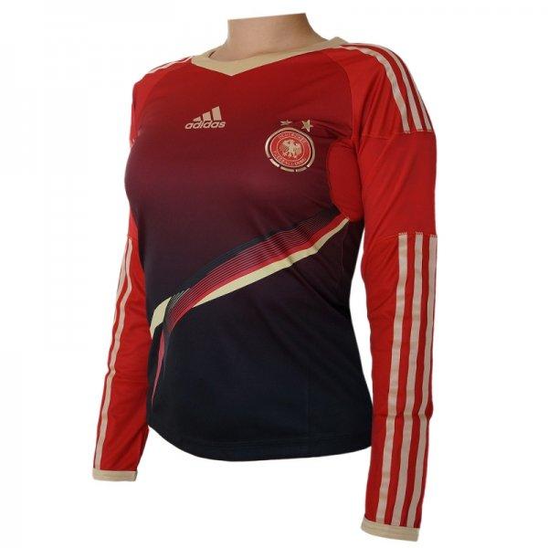 adidas DFB Damen Trikot inkl. Wunsch Name und Nummer für 34,94 EUR
