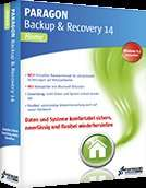 Paragon Backup & Recovery 14 Kostenlos