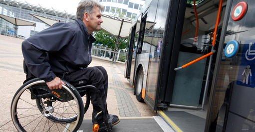 [HANNOVER] Kostenlose Übungstage der Üstra: Mehr Sicherheit mit üstra Training für mobilitätseingeschränkte Fahrgäste