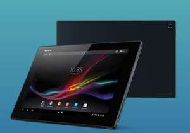 Sparhandy  + Dealmeister - Sony Xperia Tablet Z 16 GB LTE inkl. 5 GB Flat  11,91 €  monatlich  + 39 € Zuzahlung