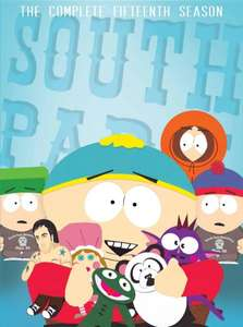 South Park Staffel 1-15