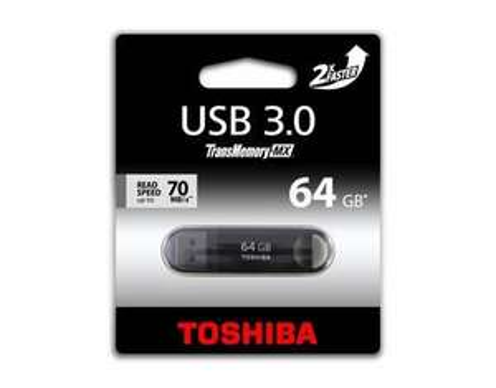 Toshiba 64GB USB 3.0  Stick Suzaku 21,99€