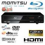 Momitsu BDP-799 Blu-ray Player für 76,- Euro inkl. Versand