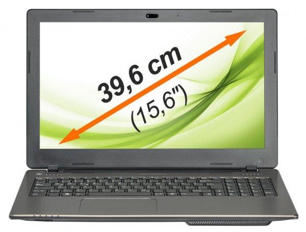 "MEDION AKOYA E6240T (15,6"" matt mit Touch, Celeron N2910, 4GB RAM, 500GB HDD, Win 8.1) - B-Ware @ ebay - 299€"