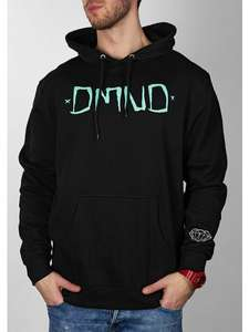 Diamond Supply Co Hooded-Sweatshirt Dmnd Gang black 60,00 €