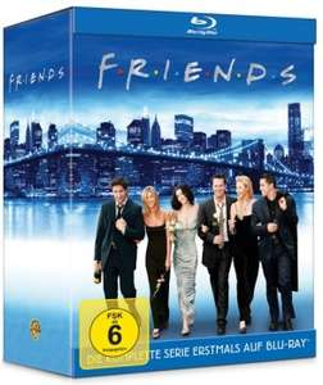 [Blu-ray] Friends - Die komplette Serie, Taxi Driver, Gremlins, Ace Ventura etc. @ Alphamovies.de