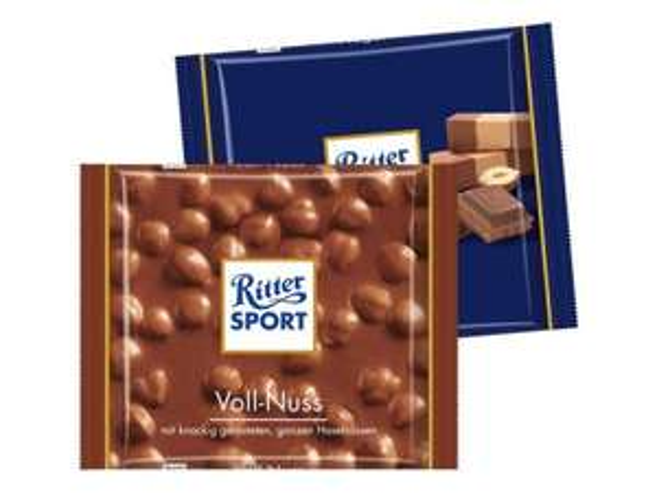 Ritter Sport Schokolade bei Lidl